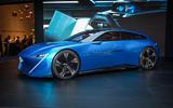 Peugeot Instinct shooting brake concept