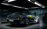 2020 Peugeot 508 PSE - rear