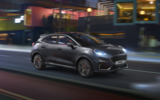 Ford Puma ST-Line X Vignale front side