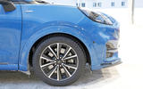 2020 Ford Puma ST prototype - front wheel