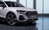 Audi Q3 Sportback revealed - front