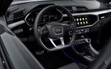 Audi Q3 Sportback revealed - steering wheel