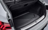 Audi Q3 Sportback revealed - boot