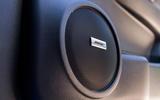Nissan Qashqai Bose sound system