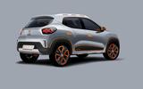 2020 Dacia Spring Electric concept