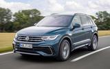 2020 Volkswagen Tiguan - front