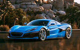 Rimac reveals bespoke C_Two California edition with champagne holder