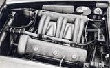 1955 Mercedes-Benz 300 SL engine