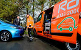 RAC new EV recovery scheme