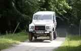 Land Rover Wolf XD