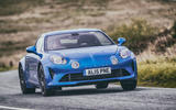 Alpine A110 vs Abarth 124 Spider vs Ford Focus RS