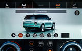 Range Rover P400e PHEV eco modes