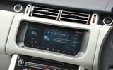 Range Rover DAB radio