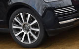 21in Range Rover alloy wheels