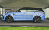 Range Rover Sport SVR Ultimate Edition 1