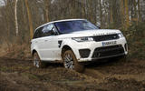 JLR off-road autonomous driving technology
