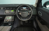 Range Rover Velar dials