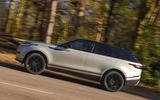 Range Rover Velar profile