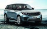 Range Rover render Autocar