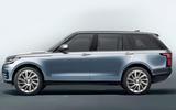 2020 Range Rover mk5 render - side