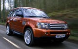 Land Rover Range Rover Sport 4.4 V8 supercharged