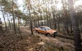 Ford Ranger Wildtrak front quarter