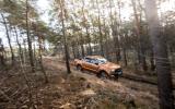 Ford Ranger Wildtrak front quarter