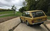 1971 Range Rover Classic - suffix 'A'