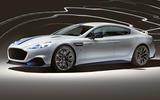 2019 Aston Martin Rapide E - front