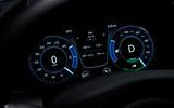 2019 Aston Martin Rapide E  - clocks