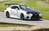 Lexus RC F GT concept 2016 Goodwood Festival of Speed