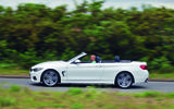 BMW 4 Series convertible - side