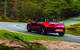 Mazda MX-5 - cornering rear