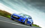 Subaru BRZ - driving front