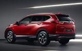 2018 Honda CR-V revealed in European specification