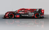 Rebellion Racing TVR