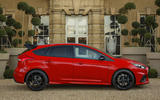 Ford Focus RS Edition gains Race Red version