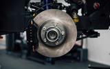 Lunaz regenerative braking
