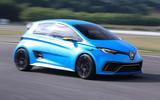 Renault Zoe E-sport prototype