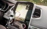 Renault Espace infotainment system