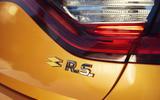 Renault Mégane RS badging