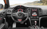 Renault Mégane RS dashboard