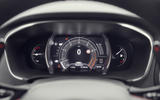 Renault Mégane RS instrument cluster