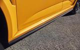 Renault Mégane RS side sills
