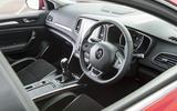 Renault Megané Sport Tourer interior