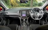 Renault Megané Sport Tourer dashboard