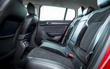 Renault Megané ST rear seats