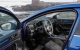 Renault Megane GT interior