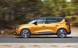 Renault Scenic side profile