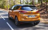 Renault Scenic rear